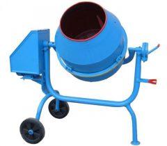 AGRO-WIKT Betonkeverő BWJ130 (130/80 liter) 230V