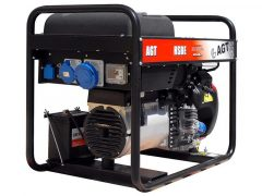AGT 12501 HSBE R16 áramfejlesztő HONDA GX690, 25,6 LE olajszenzorral