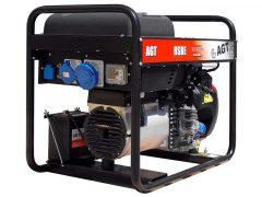 R16 INDUSTRY LINE AGT 12501 HSBE R16 áramfejlesztő HONDA GX690, 25,6 LE olajszenzorral, 1 fázis, 12,0 kVA, hővédelem, dugalj: 1 db 16 A és 1 db 32 A, erősített váz,üzemóra számláló, 16 literes üzemany