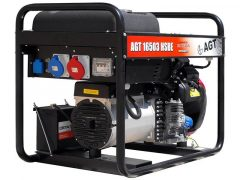 AGT 16503 HSBE R16 elektromos indítási áramfejlesztő