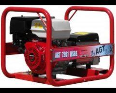 AGT 7201 HSBE egyfázisú áramfejlesztő HONDA GX390, 13,0 LE olajszenzorral