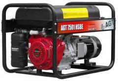 AGT Standard egyfázisú áramfejlesztő 7501 HSBE R26