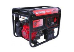 AGT 8203 HSBE TTL benzines áramfejlesztő HONDA GX390, 13,0 LE olajszenzorral, 1 fázis max. 2,8 kVA, 3 fázis max. 8,2 kVA, dugalj: 1 db 16 A és 1 db 3 fázisú 16 A, 25 l üzemanyagtartály, elektromos ind