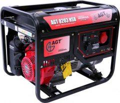 AGT 8203 HSB TTL háromfázisú áramfejlesztő