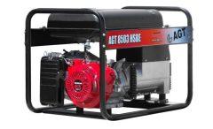 AGT 8503 HSBE prémium benzines áramfejlesztő + AVR (Automata feszültségszabályozó)