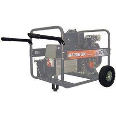 AGT Kerék és fogantyú szett áramfejlesztőhöz R16 16 literes modellekhez