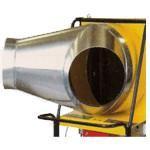 Kétirányú levegőkivezetés Master 2X500MM (BV690)