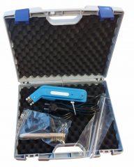 Maxicut230 Kézi polisztirolvágó műanyag kofferben, vágási mélység: 23 cm