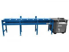 Munkaasztal DURHER betonvashajlító és -vágókhoz (3 méter)