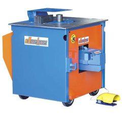 DURHER COMBI EXTRA Betonvashajlító és -vágó gép (400V)