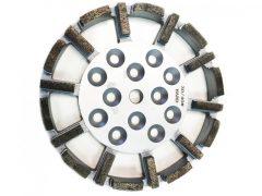 Gyémánt csiszolótárcsa abrazív anyagokhoz DR. SCHULZE DRS-250-20DS-A40