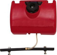 ST90 Lapvibrátor víztartály komplett szett (felfogatással)