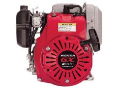 Honda Motor GXR120 (döngölő) , kúpos tengelyvégződés