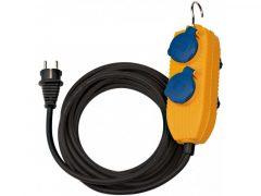 4-es ipari hosszabbító 5m H07RN-F 3G1,5 IP 54