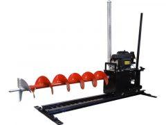 Vízszintes ipari talajfúrógép benzines (tartozékokkal) (55-930025)