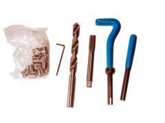 menetjavító készlet, M12x1.25, 15darabos
