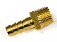 """pneumatikus tömlővéges csatlakozó 10mm-es, 3/8"""" külső menettel"""