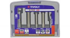 5 részes 90° HSSE kúpsüllyesztő készlet - T316