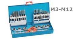 Menet-készlet M3-12 Perfor008/1