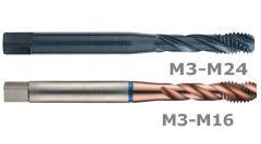 HSSEE INOX gépi menetfúró 35° - IT5,A585,A685