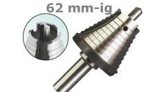 Lépcsős lemezfúró - G01