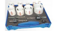 HSSE8-Bimetal körkivágó készletek - V71