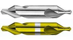 HSSE Co5 központfúró, A alak - M10/M0811