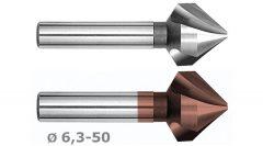 90° HSSE8 Co8 kúpsüllyesztő - M436/M4936
