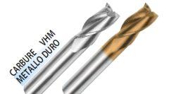 3-élű keményfém mikrómaró - M8531/M8533