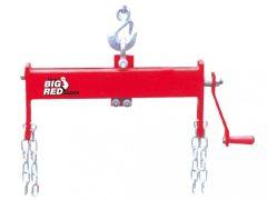 motorblokk kiegyensúlyozó (láncos motorkiemelő), 2000kg