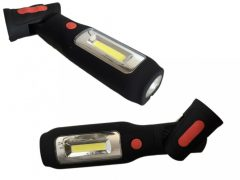 steck lámpa, COB LED-es