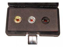 vezérműtengely állító dugókulcs készlet - VAG (VW, Audi, Skoda, Seat) - benzines, 3 darabos