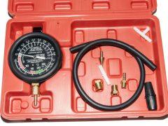 Vakuum és üzemanyag-szivattyú nyomásmérő