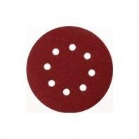 Makita Excenter papírok 150mm piros 50db/csomag, szemcseméret: 40-320