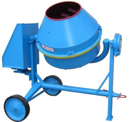AGRO-WIKT Ipari betonkeverő BWA260(260/150 liter) 230V