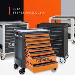 Beta fiókos szerszámládák és szerszámkocsik