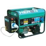 HERON áramfejlesztők