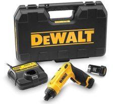 DeWalt DCF680G2 Mozgás aktivált csavarozó készletben, 7,2V