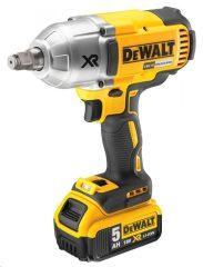 DeWalt DCF899HP2-QW 18V XR Li-Ion kefe nélküli ütvecsavarozó rögzítőgyűrűvel