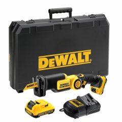 DeWalt DCS310D2-QW 10,8V XR kompakt kardfűrész