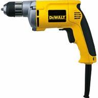 DeWalt DW217 Fúrógép, ütőmű nélkül 675W, 10mm, gyors