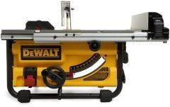 DeWalt DW745 Alulvágó asztali körfűrész 2000W