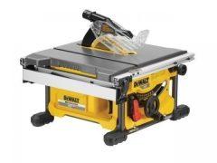 DeWalt DCS7485N-XJ 54V XR FLEXVOLT asztali fűrész, akku és töltő nélkül