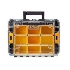 Dewalt DWST1-71194 TSTAK V átlátszó fedelű szervező CSE