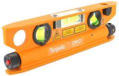 Geo Fennel Torpedo Lézeres, mágneses vízmérték