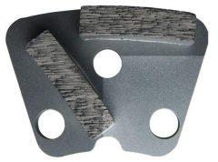 Gyémánt csiszoló szegmens DR.SCHULZE DRS-2DS-A40 H10MM abrazív (koptató) betonra