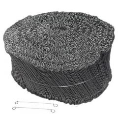 Drót, betonvas kötéshez 1,0X140MM (5000 db/köteg)