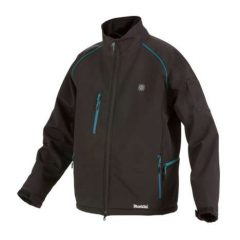 Makita 10,8V CXT Li-ion fűthető kabát Z méret: S