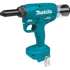 Makita 18V LXT Li-ion BL 2,4-4,8mm popszegecshúzó Z Akku és Töltő nélkül
