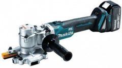 Makita DSC250RT Menetesszár vágó 1x5,0Ah 18V LXT Li-ion BL 10-25mm akkuval, töltővel